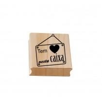 Carimbo Tem Amor nesta Caixa