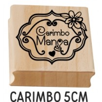 Carimbo Personalizado 5cm a partir de R$44,90