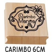 Carimbo Personalizado 6cm a partir de R$39,90