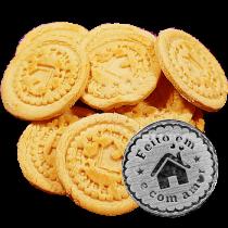 Carimbo para biscoito em acrílico