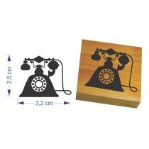 Carimbo Telefone Vintage